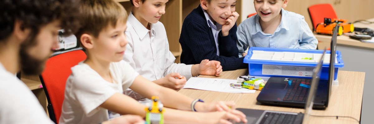 USAID promotes STEAM education in Moldova to contribute to the workforce development of tomorrow.