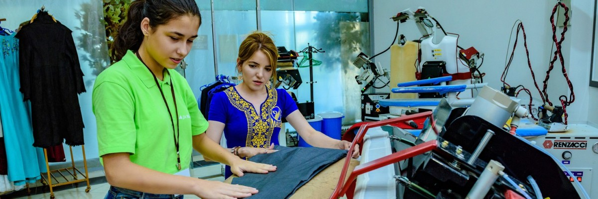 The USAID Enriching Youth for Tomorrow activity provides opportunities for Turkmen youth to enrich their business skills through job shadowing and internship programs.