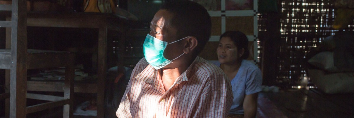 Working in partnership with the people of Burma, USAID is treating and preventing the spread of infection diseases such as drug-resistant strains of tuberculosis.