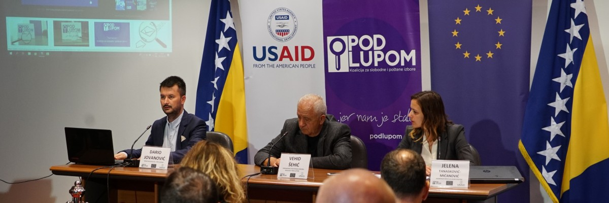 USAID Supports Free and Fair Elections in Bosnia and Herzegovina