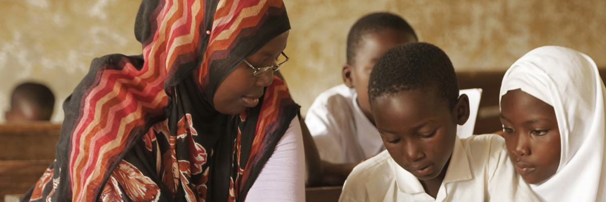 USAID supports inclusive education in schools and classrooms in Tanzania