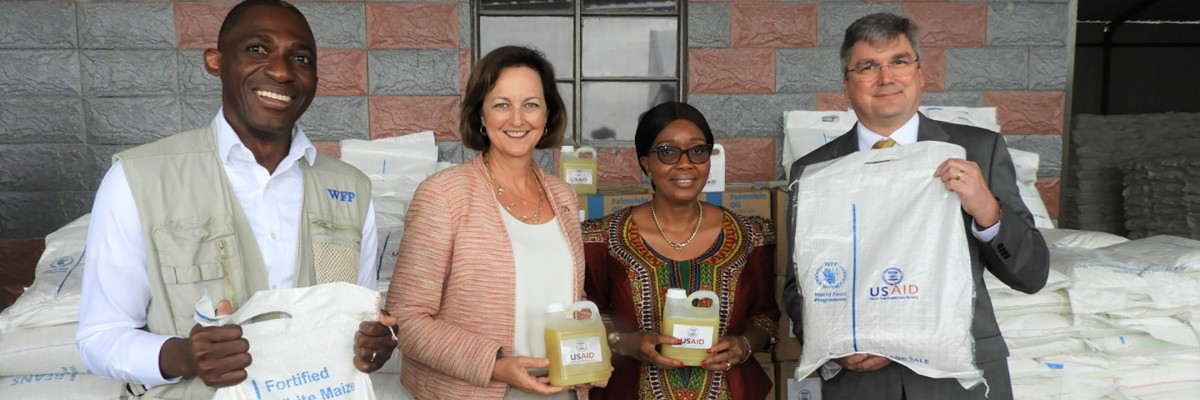 United States Expands Food Assistance in Namibia
