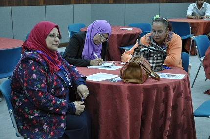 Libya's Women Activists Make Their Voice Heard