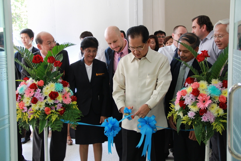 First Center for Civil Society and Non-Profit Management Opens in Thailand