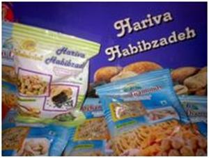 Consumer-ready packages of dried fruit from Afghanistan