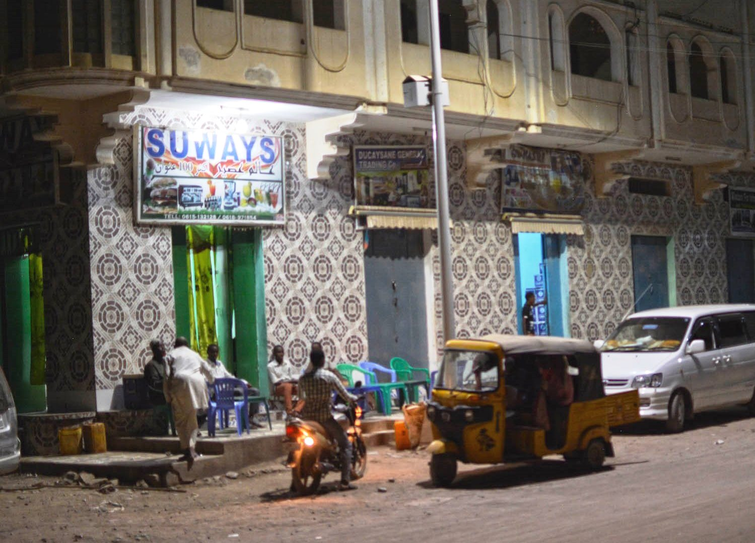 Solar Street Lights Bring Safety And Business Back To Somalia Transforming  Lives Us Agency For International