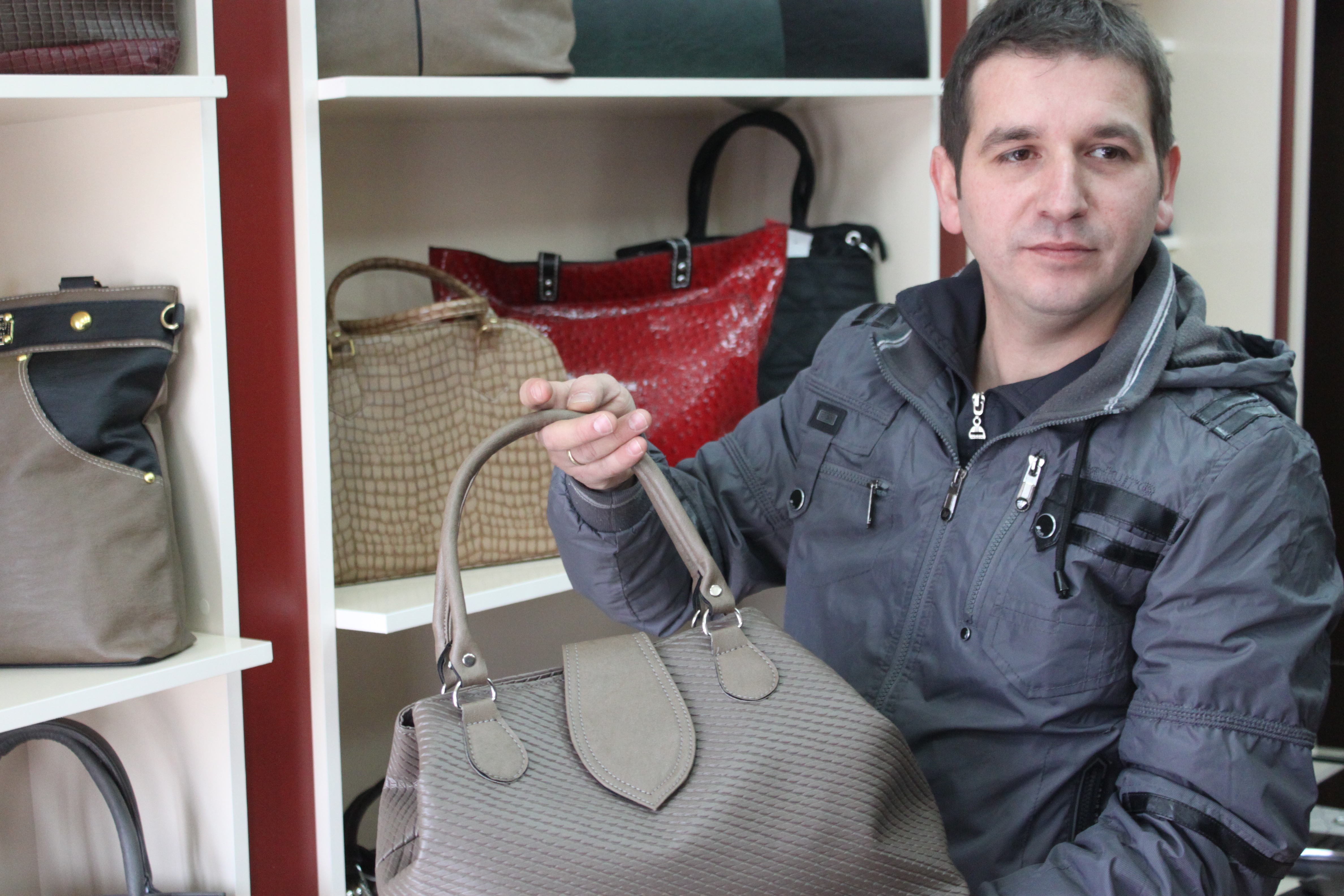 Tools, training help leather artisan realize old dreams and new profits