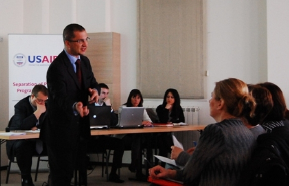 Building financial independence and budget advocacy leads to increased funding for Serbian courts