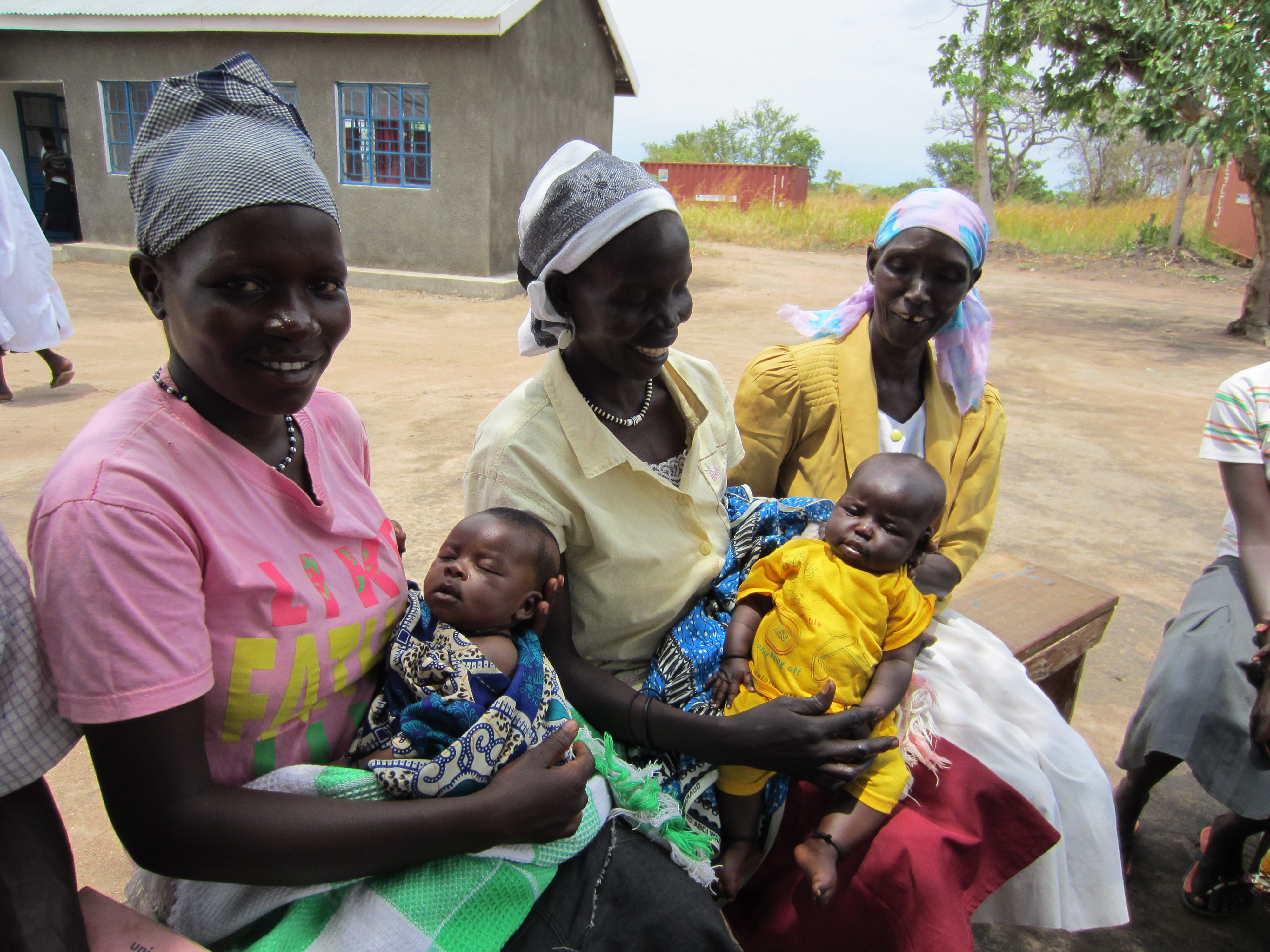 Mothers Give Birth Safely Amid South Sudan's Conflict