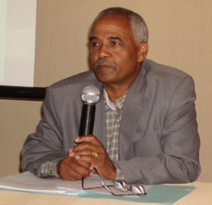Dr. Brook Lemma, Chief Academic Officer for Research, Addis Ababa University