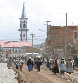 Local Businesses, Local Development | U.S. Agency forbolivia town