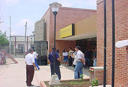 The Citizen Coexistence Center in Aguachica is a place where residents can seek to resolve disputes, request social assistance,