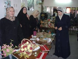 Thanks to the work of courageous people such as Amira, the women from the Ray of Light program in Jordan empowered themselves.