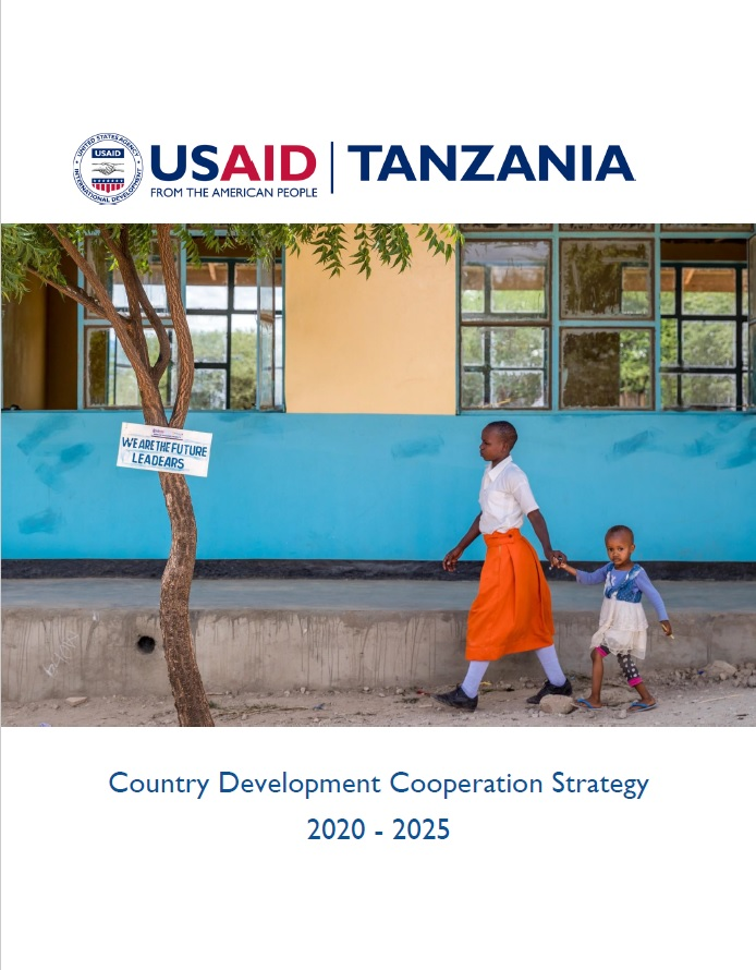 USAID Tanzania Country Development Cooperation Strategy (CDCS)