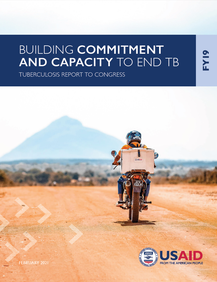 Building Commitment and Capacity to End TB  (Fiscal Year 2019)