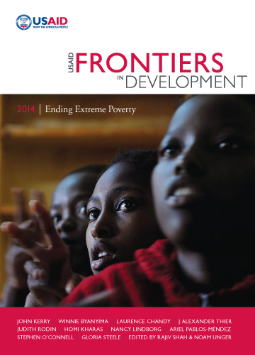 Frontiers in Development - Ending Extreme Poverty