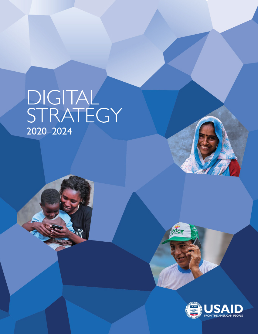 Click to read USAID's Digital Strategy