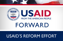 USAID Forward: Changing the Way We Do Business
