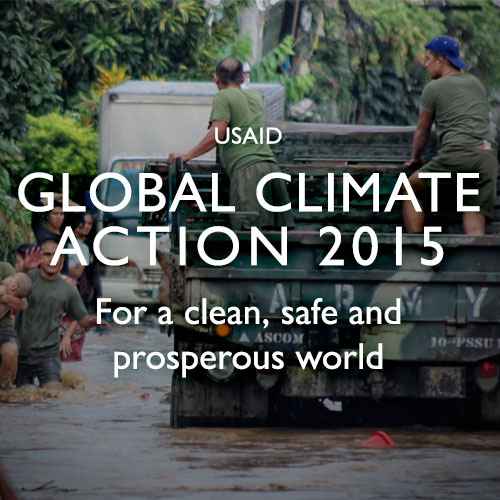 Global Climate Change Action 2015: For a Clean, Safe & Prosperous World
