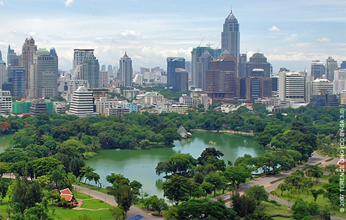Engaging the Private Sector in Green Infrastructure Development and Financing