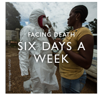 Facing Death Six Days a Week - click to read