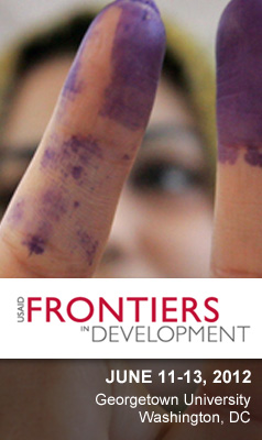 Frontiers in Development