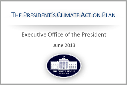 The President's Climate Action Plan Full Report