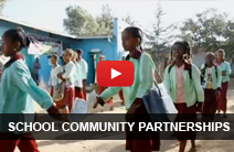 Video: School Community Partnerships for a Better Tomorrow