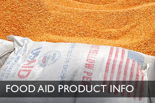 Food Aid Product Information