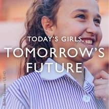Today's Girls, Tomorrow's Future - Click to read their story. Photo: Bobby Neptune, USAID