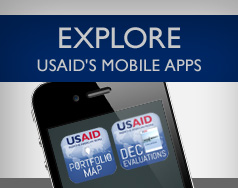 Explore USAID's Mobile Apps