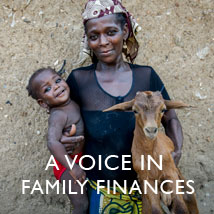 Click to read: A Voice in Family Finances