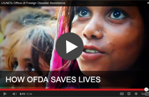 How OFDA Saves Lives