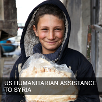 US Humanitarian Assistance to Syria