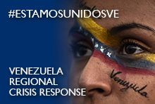 #EstamosUnidosVE Click to read about the Venezuela Regional Crisis
