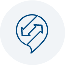 Early Stage Transaction Support icon