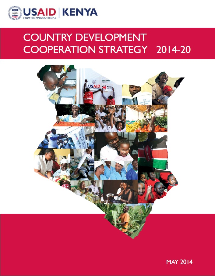 Kenya Country Development Cooperation Strategy 2014-2020