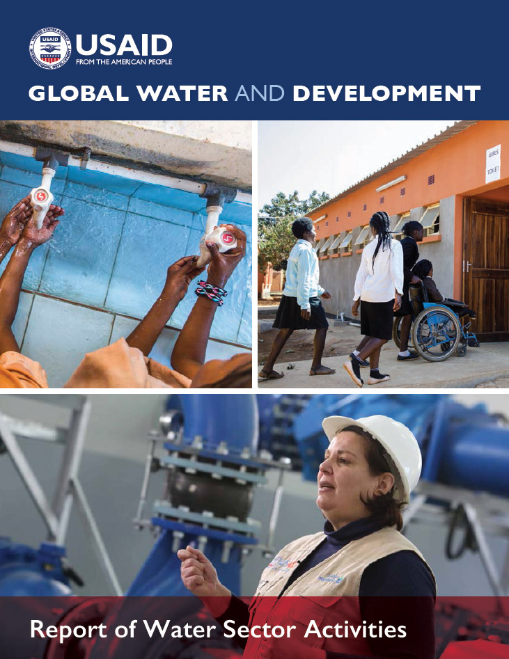 Global Water and Development Report of Water Sector Activities