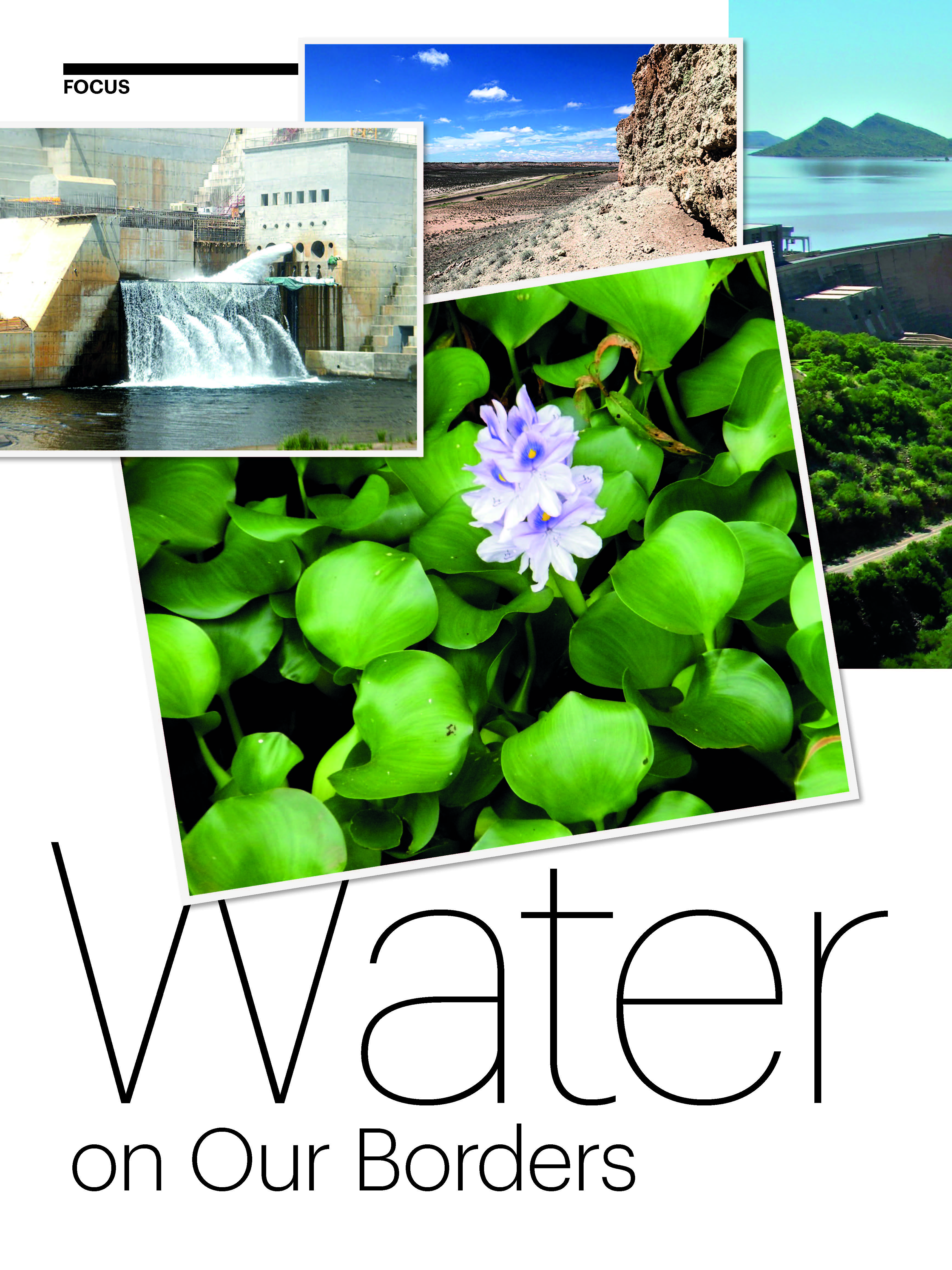 Water on our Borders - article